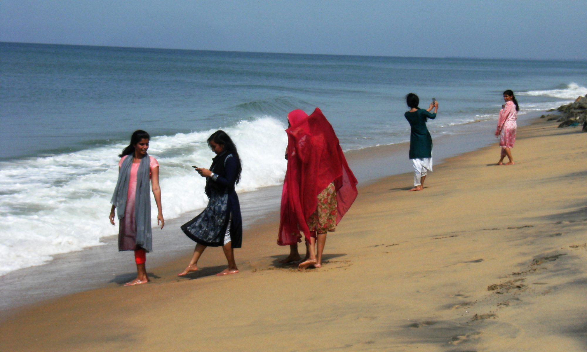 Mon parcours en Inde